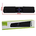 Беспроводная портативная Bluetooth колонка Hopestar A3 черная 140058, фото 2