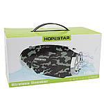 Портативная акустическая Bluetooth колонка Hopestar H26 камуфляж 140065, фото 3