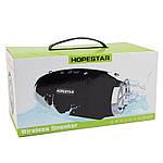 Портативная акустическая Bluetooth колонка Hopestar H26 черная 140068, фото 3