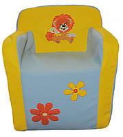 Детское кресло стульчик бескаркасное пуф
