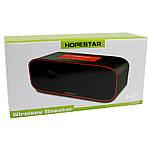 Портативная акустическая Bluetooth колонка Hopestar H29 черная 140082, фото 4