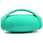 Портативная акустическая Bluetooth колонка Hopestar H32 зеленая 140044, фото 5