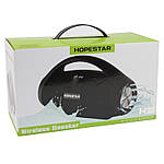 Портативная акустическая Bluetooth колонка Hopestar H32 черная 140087, фото 3
