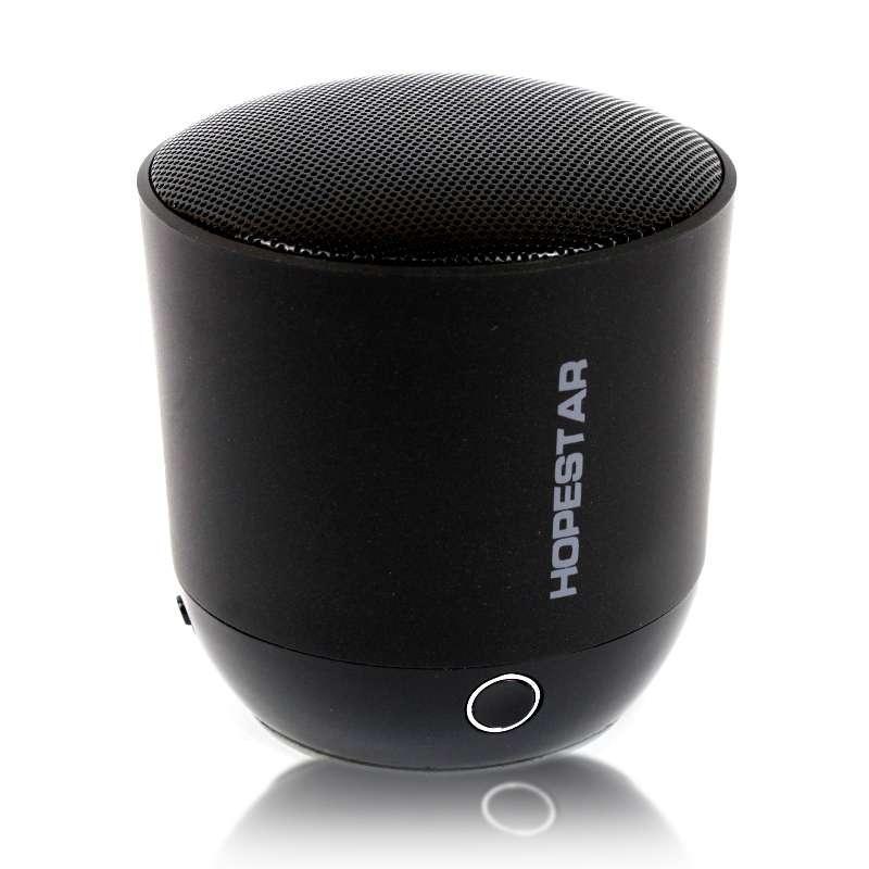 Портативная акустическая Bluetooth колонка Hopestar H9 черная 140097