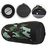Портативная акустическая Bluetooth колонка Hopestar P7 камуфляж 140070, фото 3