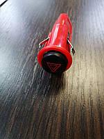 Кнопка аварийки Scania