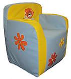 Детское кресло стульчик бескаркасное, фото 10