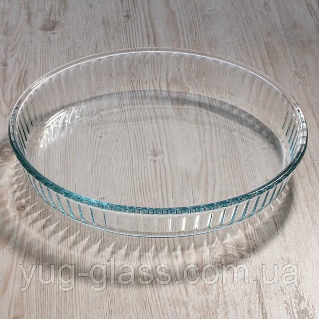 Большая круглая форма для выпечки