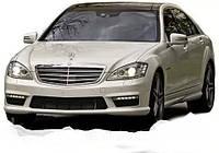 Комплект обвеса AMG на Mercedes S-Сlass W221 (2005-2013), фото 1