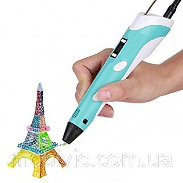 3D ручка WeiYu (синяя) - ОРИГИНАЛ!