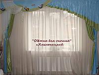 Жесткий ламбрекен  Нot Weels 3м, фото 1