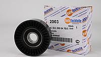 Ролик генератора MB Sprinter CDI (гладкий) (натяжной) (70x26) AUTOTECHTEILE 100 2003