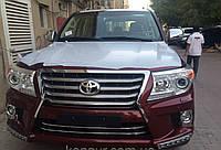 Комплект обвеса на Toyota Land Cruiser 200 стиль Lexus