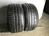 Шины бу летние 255/40R18 Pirelli PZero 7,5мм 2шт (спец)