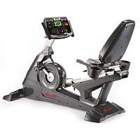 Профессиональный горизонтальный велотренажер AeroFit PRO 9500R LCD для дома и спортзала с доставкой