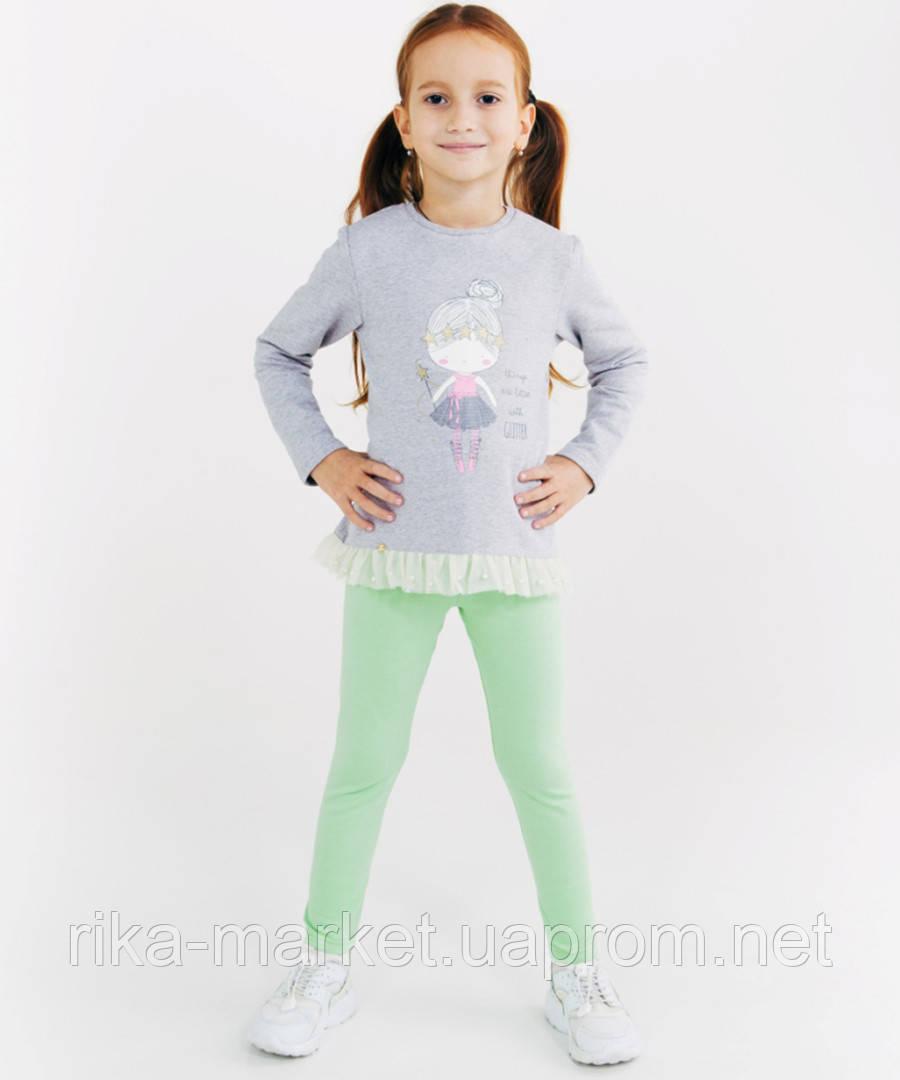 Лосины для девочки, арт. 115352 ТМ Смил, возраст от 2 до 6 лет