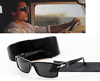 Солнцезащитные очки UV400 PERSOL черного цвета , фото 1