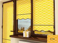 Ролеты на балконную дверь и окно
