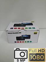 Відеореєстратор Vehicle Blackbox DVR Full HD 1080p, фото 2