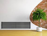 Дизайнерский трубчатый радиатор Praktikum 2 H-425 мм, L-1600 мм, фото 1