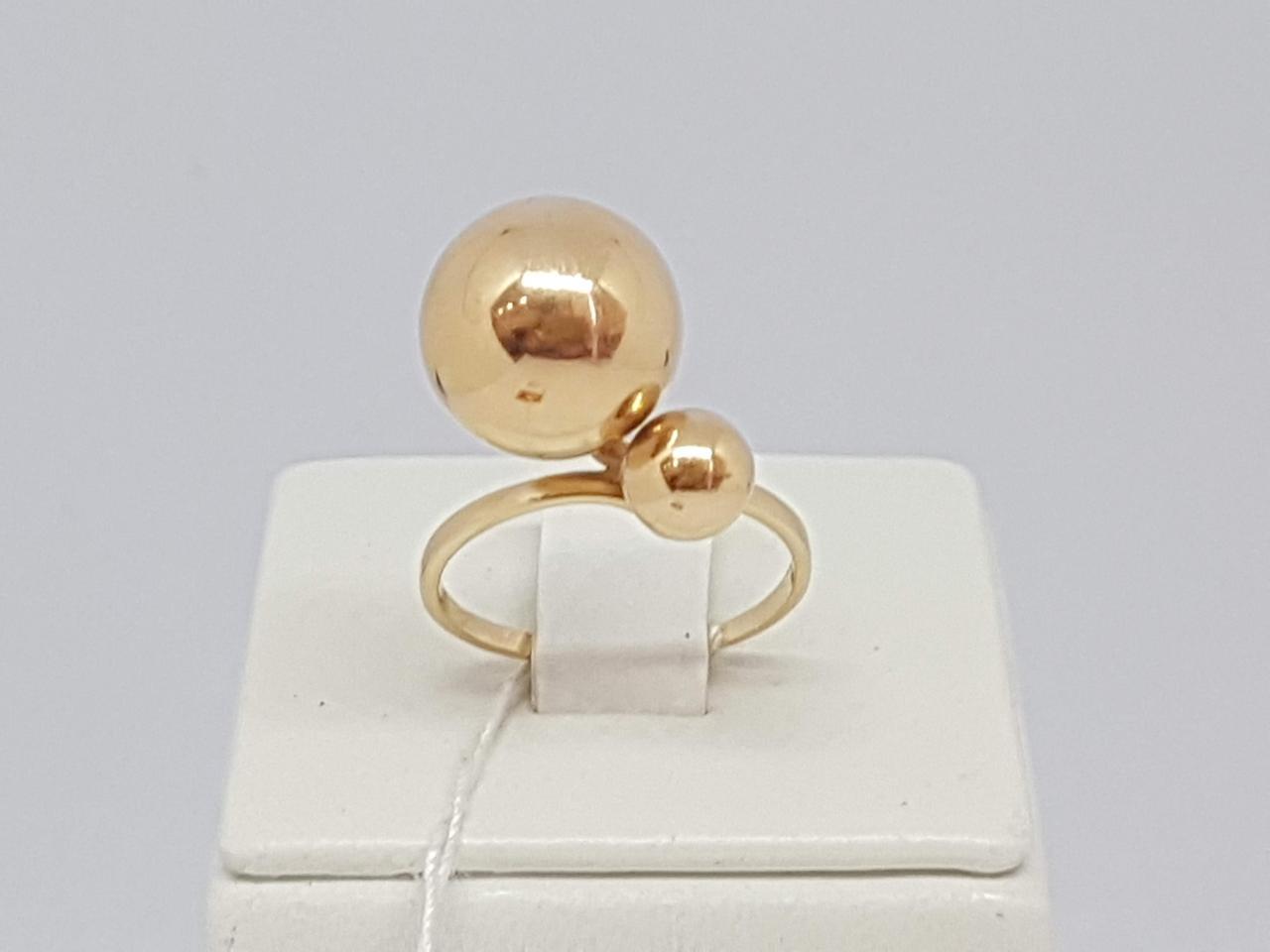 Золотое кольцо. Артикул 391077 16,5