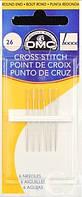 Иглы DMC для вышивки крестиком №26