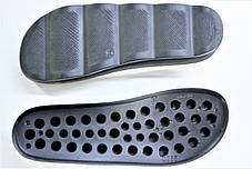 Подошва для обуви С228 черная р,36,39-41, фото 3