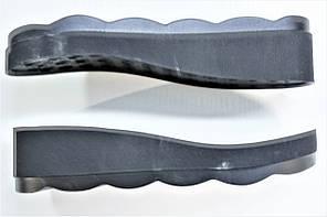 Подошва для обуви С228 черная р,36-41, фото 3