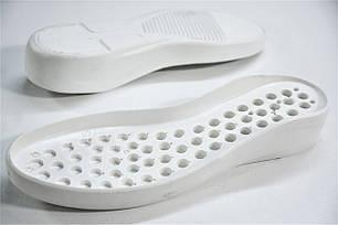Подошва для обуви С240 белая р,36-41, фото 2