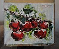 """Картина """"Спелые вишни"""", фото 1"""