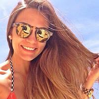 Солнцезащитные очки Illesteva леопард хамелеон