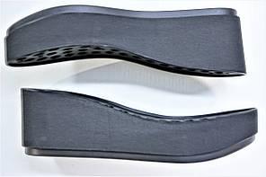 Подошва для обуви женская С352 черная р,36-41, фото 3