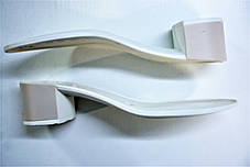 Подошва для обуви С412 бело-бежевая р,36-41, фото 3