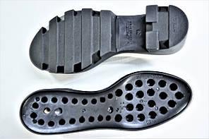 Подошва для обуви женская С714 черная р,36-41, фото 3