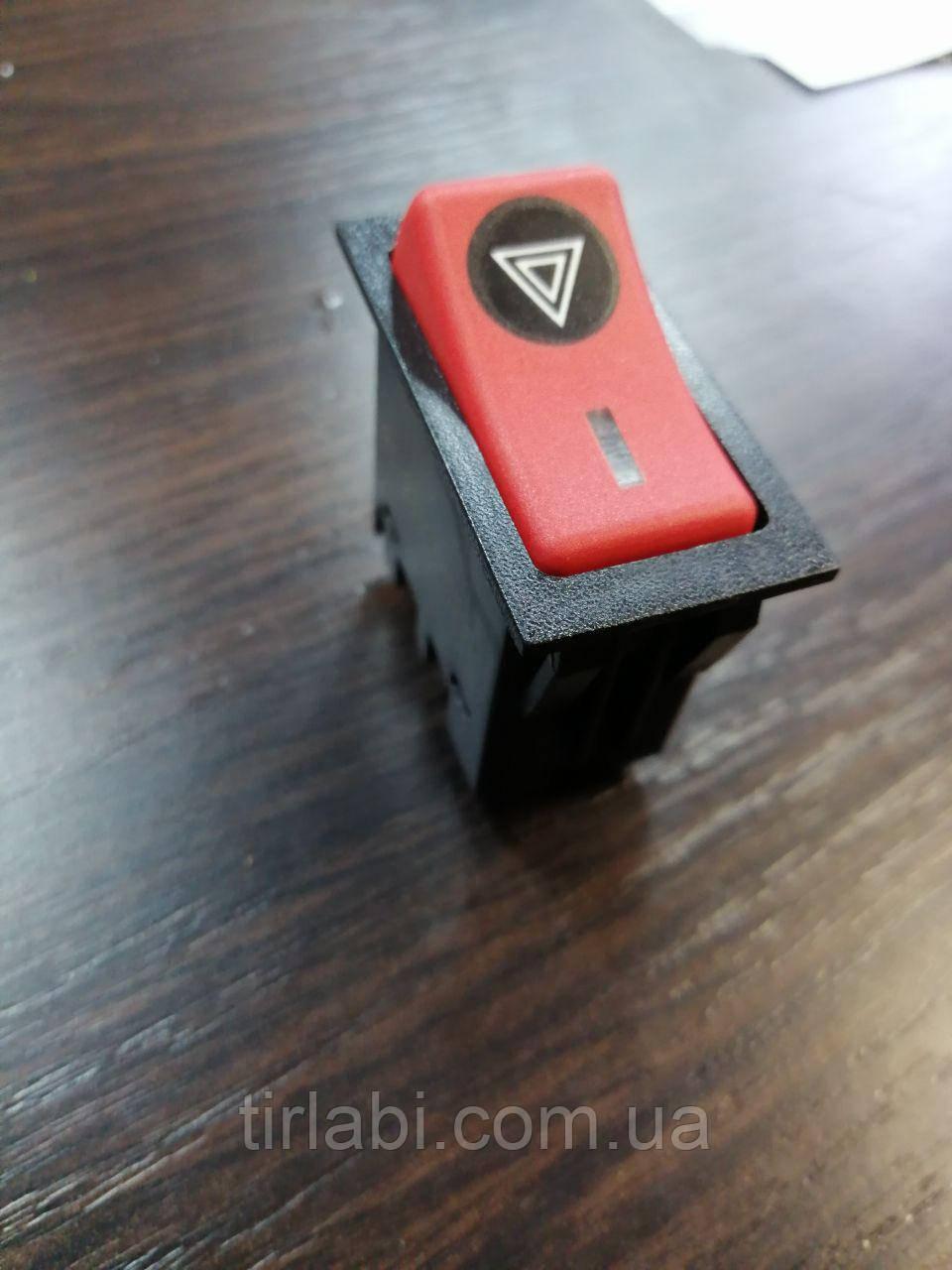 Кнопка аварийки MAN F2000 F90