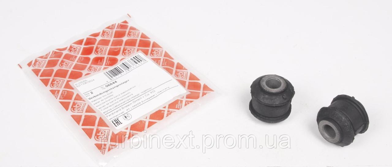 Сайлентблок стабілізатора (переднього) D 609-814 (12x32x36) FEBI BILSTEIN 06844