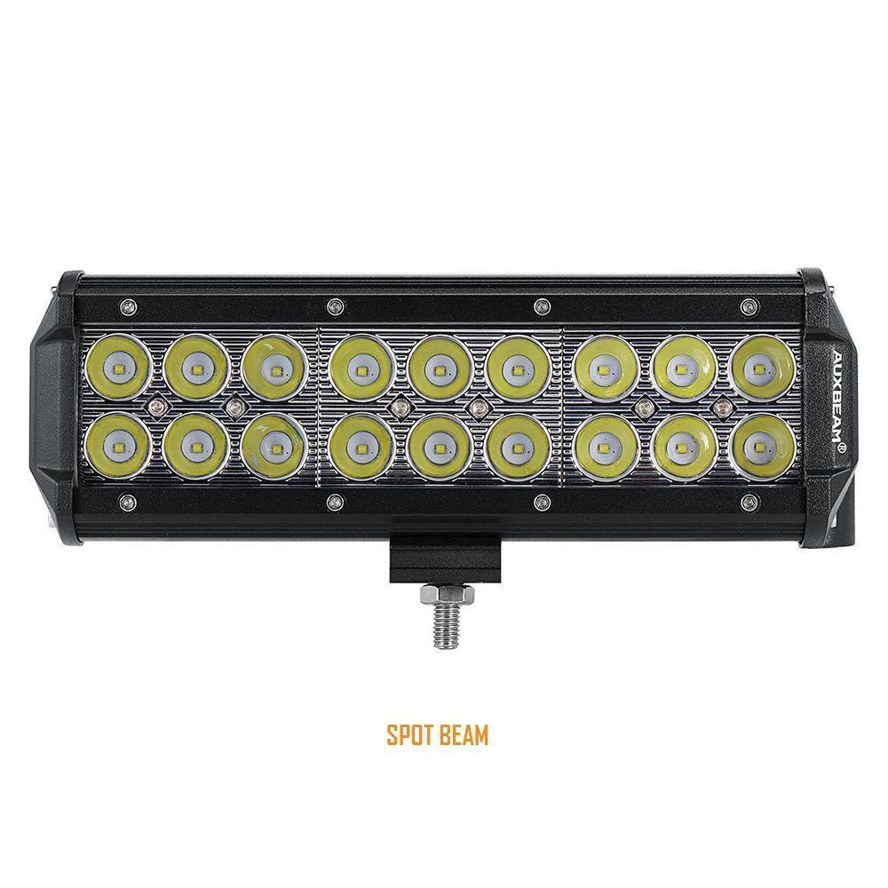 Автофара LED на крышу (18 LED) 5D-54W-SPOT фара 5D на крышу автомобиля или катера