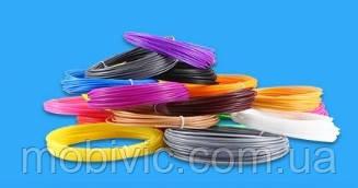 Пластик для 3D ручок ABS - 100м (20 кольорів по 5м)