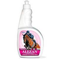 Alezan (Алезан) Шампунь для лошадей с противоперхотным и противогрибковым эффектом, 500 мл.