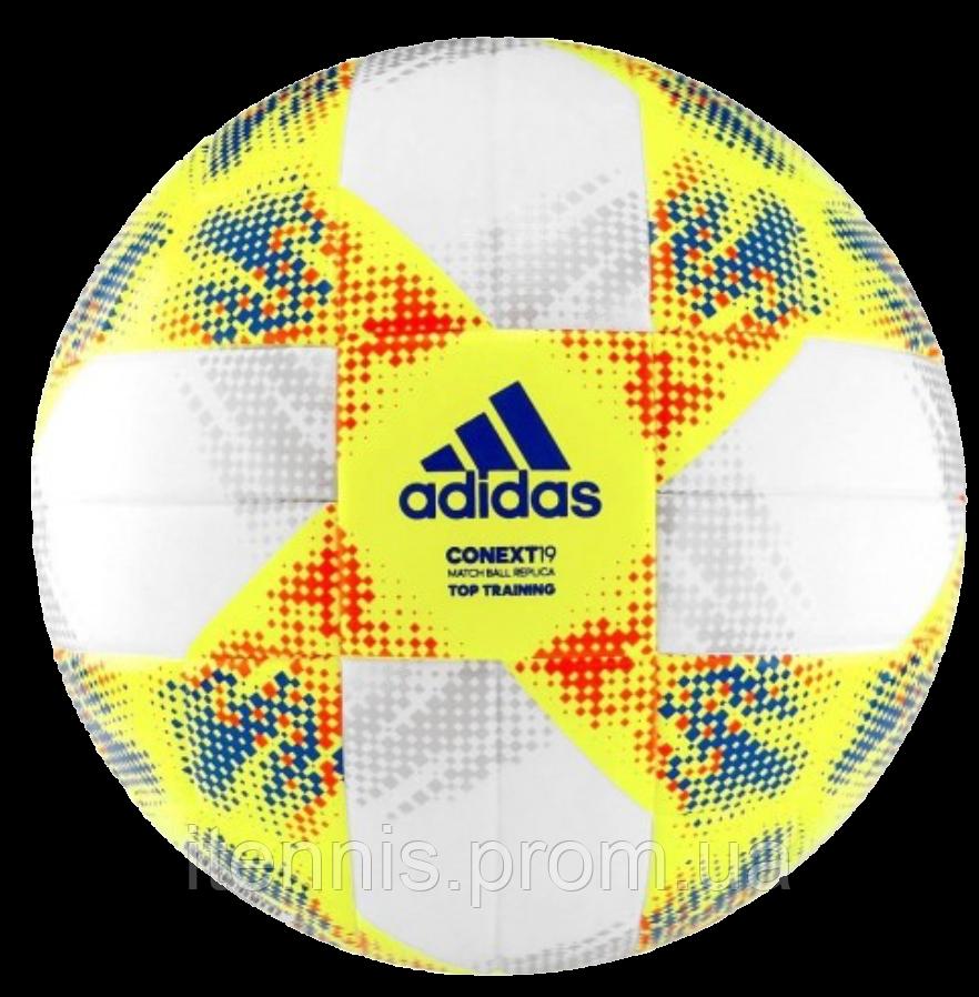 Футбольный мяч ADIDAS CONEXT19 TOP TRAINING FIFA DN8637