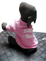 Doggyduds DRAMA QWEEN футболка, одежда для собак