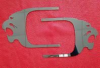 Накладки на ручку двери из нержавеющей стали MAN TGA, TGX, TGL, комплект 2 шт.