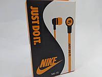 Наушники Nike NK-18 Yellow
