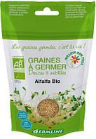 Органические семена для проращивания люцерна, 150 г