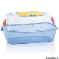Imac ЙО-ЙО (YO-YO) клетка для хомяков, песчанок, пластик 54х39х27 см.