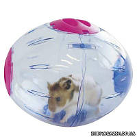 Imac СФЕРА (SPHERE) прогулочный шар для хомяков, пластик, 19 см.