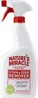 Nature's Miracle Универсальный уничтожитель пятен и запахов от животных, 946мл