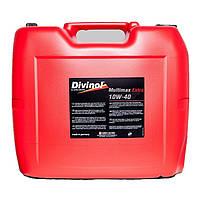 Моторное масло Divinol Multimax Plus 10W-40 20 л (1000527)
