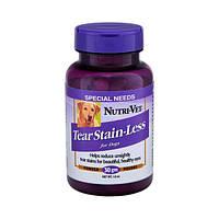 Nutri-Vet ПРОТИВ СЛЕЗ (Tear Stain-Less) добавка для собак, 0.015 кг