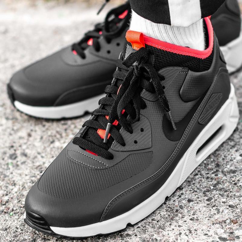 f0d5c114 Оригинальные мужские кроссовки Nike Air Max 90 Ultra Mid Winter , фото 1